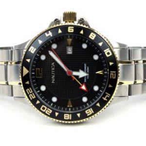 Nautica-N24520G-Reloj-de-pulsera-hombre-color-plateado-0