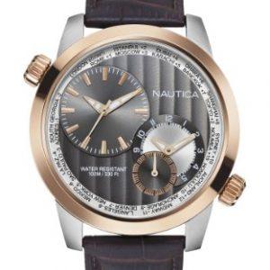 Nautica-Reloj-con-movimiento-cuarzo-japons-Man-Ncs-750-A22615G-45-mm-0