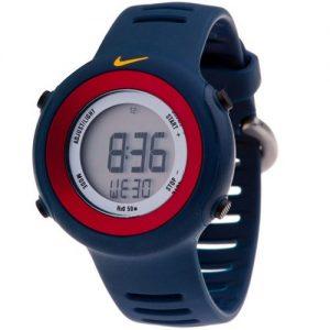 Nike-WD0139465-Reloj-con-correa-de-acero-para-nios-color-azul-gris-0
