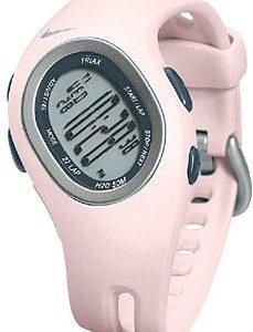 Nike-WR0065604-Reloj-con-correa-de-acero-para-mujer-color-rosa-gris-0