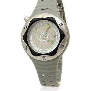 Nike-WW0011002-Reloj-con-correa-de-acero-para-nios-color-plateado-gris-0