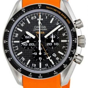 Omega-32192445201003-Reloj-correa-de-goma-0