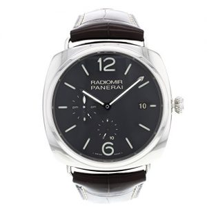 Panerai-PAM00323-Radiomir-10-das-GMT-Automatic-acciaio-Acero-Reloj-para-hombre-0