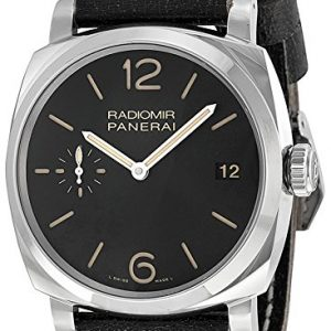 Panerai-Radiomir-1940-Mens-48mm-Automatic-Black-Calfskin-Date-Watch-PAM00514-0