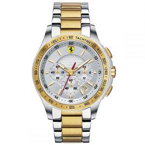 Reloj-Ferrari-de-Hombre-Modelo-0830051-Coleccion-SCUDERIA-Esfera-redonda-de-0