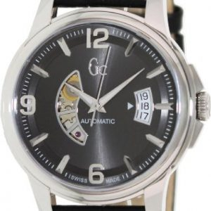 Reloj-Guess-Collection-Gc-Classica-Automatic-X84003g5s-Hombre-Gris-0