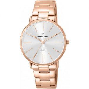 Reloj-RADIANT-CELEBRITY-RA390204-Unisex-Acero-Rosado-0