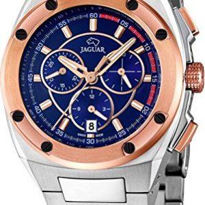 Reloj-Suizo-Jaguar-Hombre-J8083-Crongrafo-Acero-SWISS-MADE-0