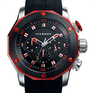 Reloj-Viceroy-Magnum-47739-77-Hombre-Negro-0