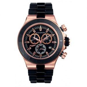 Reloj-Viceroy-de-Hombre-Modelo-47775-97-Esfera-redonda-de-color-negro-0