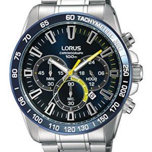 Reloj-de-pulsera-Lorus-Watches-cuarzo-Acero-inoxidable-48-x-52-mm-10-ATM-Stop-Reloj-Reloj-crongrafo-Taqumetro-rt315fx9-0