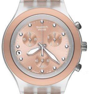 Swatch-Reloj-de-pulsera-hombre-acero-inoxidable-color-gris-0