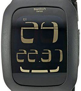Swatch-SURB100-Reloj-analgico-de-cuarzo-para-hombre-con-correa-de-plstico-color-negro-0