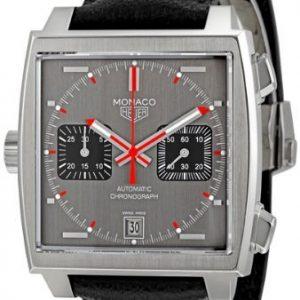 TAG-Heuer-Reloj-de-pulsera-hombre-piel-0