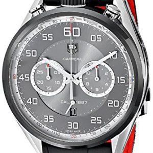 Tag-Heuer-Hombre-CAR2-C12-FC6327-Analog-Display-Swiss-Reloj-automtico-negro-0