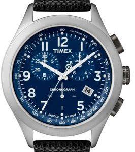 Timex-Classic-T2N391-Reloj-de-caballero-de-cuarzo-correa-de-piel-color-negro-0