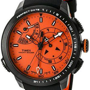 Timex-Hombre-tw2p73100dh-inteligente-cuarzo-Collection-Reloj-con-Negro-Band-0