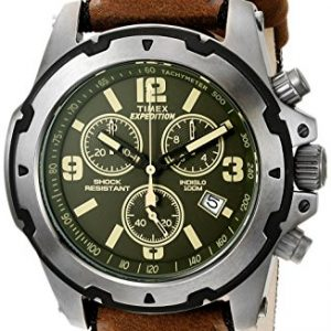 Timex-Hombre-tw4b016009j-Expedition-Rugged-analgico-pantalla-Cuarzo-Reloj-color-marrn-0