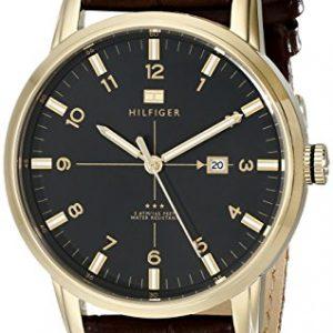 Tommy-Hilfiger-1710329-Reloj-para-hombres-correa-de-cuero-0