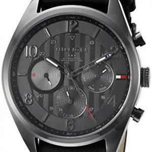 Tommy-Hilfiger-De-los-hombres-Analgico-Dress-Cuarzo-Reloj-1791189-0