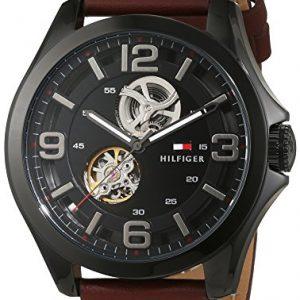 Tommy-Hilfiger-Hombre-Reloj-de-pulsera-Sophisticated-Sport-analgico-de-cuarzo-piel-1791280-0