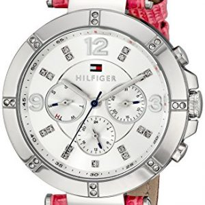 Tommy-Hilfiger-para-mujer-1781537-Lux-pantalla-Sport-analgico-de-cuarzo-rosa-Reloj-0