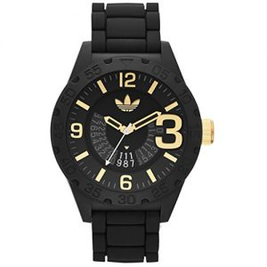 adidas-ADH3011-Reloj-de-pulsera-Hombre-Silicona-color-Negro-0
