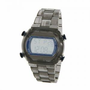 adidas-Candy-ADH6509-Reloj-digital-de-cuarzo-unisex-correa-de-plstico-color-blanco-cronmetro-luz-alarma-registro-de-vueltas-0