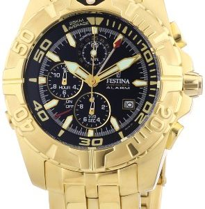 AUTHENTIC-FESTINA-WATCH-f16119-3-0