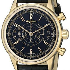 Alpina-Geneve-Alpina-130-Heritage-Pilot-Chronograph-AL-860B4H5-Reloj-para-hombres-Alpina-Rotor-0