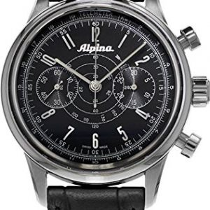 Alpina-Geneve-Alpina-130-Heritage-Pilot-Chronograph-AL-860G4H6-Reloj-para-hombres-Alpina-Rotor-0
