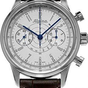Alpina-Geneve-Alpina-130-Heritage-Pilot-Chronograph-AL-860S4H6-Reloj-para-hombres-Alpina-Rotor-0
