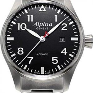 Alpina-Geneve-Pilot-AL-525B4S6B-Reloj-Automtico-para-hombres-Alpina-Rotor-0