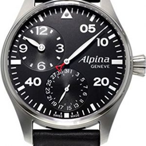 Alpina-Geneve-Startimer-Manufacture-AL-950B4S6-Reloj-Automtico-para-hombres-Reloj-Regulador-0