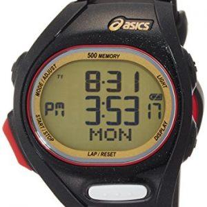 Asics-CQAR0207-Reloj-digital-de-cuarzo-unisex-con-correa-de-plstico-color-multicolor-0