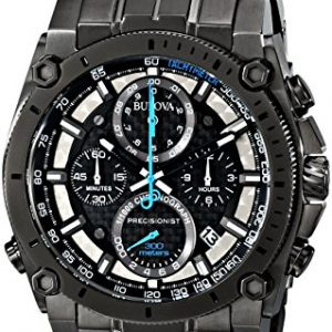 Bulova-98B229-Reloj-para-hombres-color-negro-0