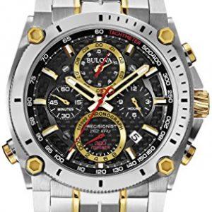 Bulova-Precisionist-98B228-Reloj-de-Pulsera-Para-Hombre-0