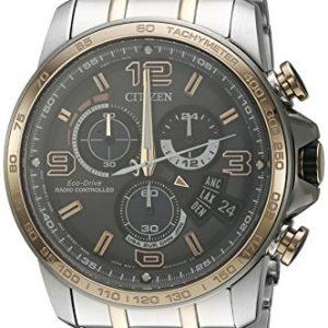 Citizen-BY0106-55H-Reloj-para-hombres-correa-de-acero-inoxidable-0