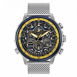 Citizen-Eco-Drive-jy8031-56L-Reloj-navihawk-ngel-azul-en-Crongrafo-WORLD-para-hombre-0
