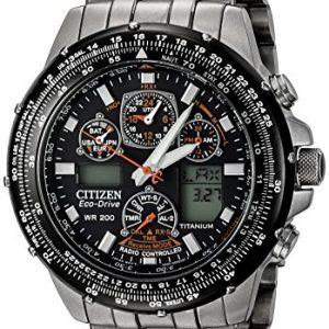 Citizen-JY0010-50E-Reloj-crongrafo-de-cuarzo-para-hombre-correa-de-titanio-0