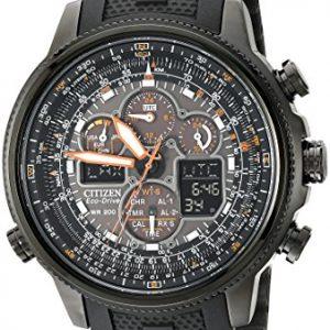 Citizen-JY8035-04E-Reloj-para-hombres-correa-de-goma-color-negro-0