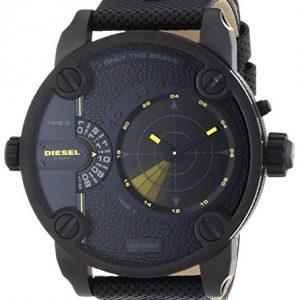 Diesel-DZ7292-Reloj-de-cuarzo-para-hombre-con-correa-de-cuero-color-negro-0-0