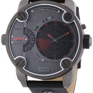Diesel-DZ7293-Reloj-de-cuarzo-para-hombre-con-correa-de-piel-de-borrego-color-negro-0-0