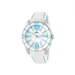FESTINA-F164922-Reloj-de-mujer-de-cuarzo-correa-de-piel-color-blanco-0