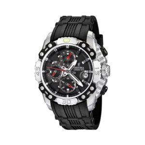 Festina-F165433-Reloj-crongrafo-de-cuarzo-para-hombre-con-correa-de-caucho-color-negro-0