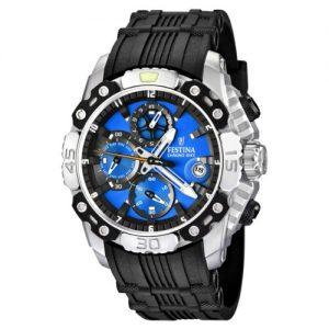 Festina-F165435-Reloj-crongrafo-de-cuarzo-para-hombre-con-correa-de-caucho-color-negro-0