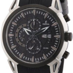 Festina-F68204-Reloj-de-pulsera-con-crongrafo-para-hombre-mecanismo-de-cuarzo-esfera-negra-y-correa-de-caucho-negro-0