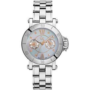 GC-X74012L1S-Reloj-para-mujeres-correa-de-acero-inoxidable-color-plateado-0