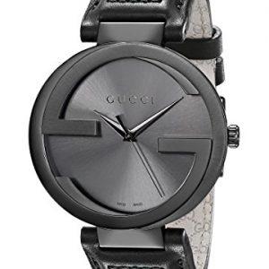 Gucci-YA133206-Reloj-de-pulsera-hombre-piel-color-multicolor-0