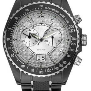 Guess-Collection-Sport-Class-46001G1-Reloj-de-mujer-de-cuarzo-correa-de-acero-inoxidable-color-negro-0